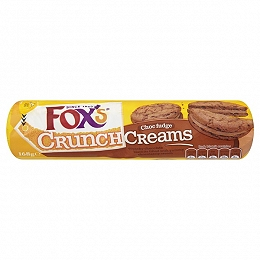 Fox Dbl Choc Crunch Crm PM79 (12 Packs)