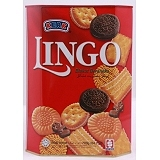 KERK LINGO ASSORTED BISCUITS TIN